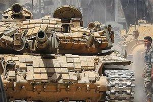 Quân đội Syria đánh bật hàng loạt phiến quân IS cố thủ ở Sweida