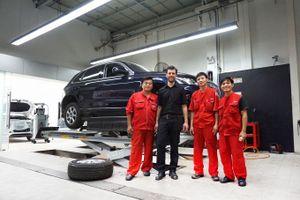 Audi Việt Nam tổ chức 'Chăm sóc toàn diện Audi' cho khách hàng