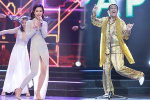 Đông Nhi hội ngộ chủ nhân bản hit 'Pen Pineapple Apple Pen', lộng lẫy sân khấu âm nhạc tại Thủ đô