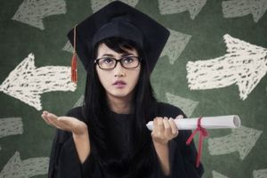 Cô gái bị bố áp đặt việc làm sau khi tốt nghiệp