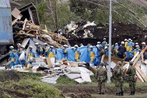 Động đất ở Nhật Bản: Số người chết tăng lên 44 người, gần 700 người bị thương