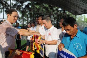 Giải quần vợt CNVCLĐ Tổng công ty Thép Việt Nam năm 2018