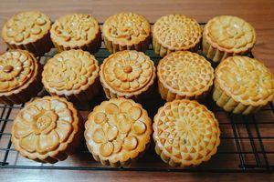Tối nay ăn gì: Cách làm bánh trung thu nhân thập cẩm truyền thống
