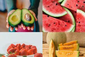 9 loại quả ăn thoải mái vào buổi tối không gây tăng cân, ngược lại còn giảm mỡ thừa, nuôi dưỡng làn da trắng mịn