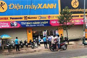 Đắk Lắk: Bảo vệ siêu thị Điện máy xanh ở huyện đâm chết quản lý