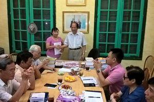 Bổ nhiệm Trợ lý Tổng giám đốc Trung tâm nghiên cứu bảo tồn phát huy văn hóa dân tộc VN