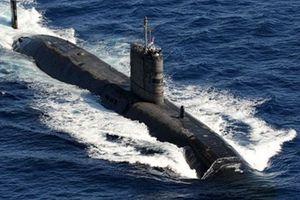 Tàu ngầm hạt nhân mang tên lửa Anh áp sát Syria giữa lúc căng thẳng