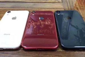 Sát ngày ra mắt, bộ ba iPhone lại lộ giá bán