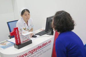 Khai trương góc tư vấn bệnh nhân đái tháo đường, tăng huyết áp