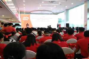 Nghệ An: Chung kết Hội thi tay nghề Toyota toàn quốc