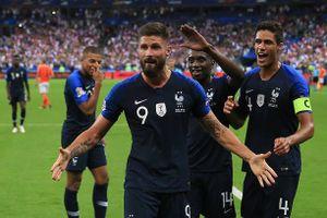 Olivier Giroud lập siêu phẩm, Pháp thắng kịch tính Hà Lan