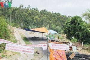 Vụ dân vây nhà máy rác ở Quảng Ngãi: Thanh tra nhà máy rác Đức Phổ