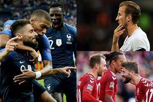 BXH UEFA National League 2018/2019: Pháp đầu bảng, Anh tụt dốc