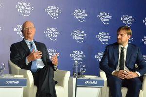 Chủ tịch WEF kì vọng vào Việt Nam trong Cách mạng công nghiệp 4.0