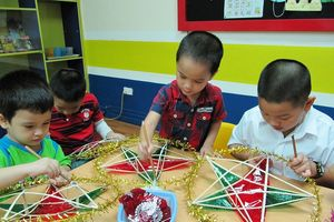 'Cùng khám phá đồ chơi Trung thu' tại Bảo tàng Dân tộc học Việt Nam