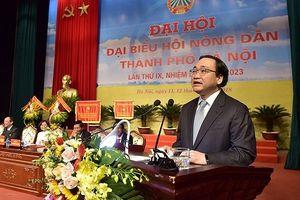 Bí thư Thành ủy Hà Nội: Phải giữ vững sự bình yên cho nông thôn ngay từ cơ sở