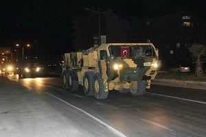 Thổ Nhĩ Kỳ đưa quân vào 'chảo lửa' Idlib ngay trong đêm