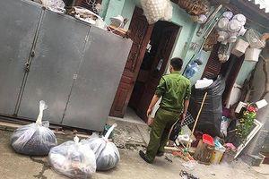 Bắt 1 đối tượng liên quan đến vụ phát hiện thi thể phân hủy trong nhà hoang ở Vĩnh Phúc