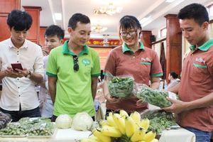 Liên kết tiêu thụ nông sản cho nông dân