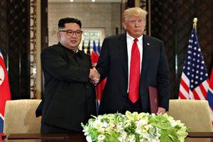 Ông Kim Jong Un gửi thư đề nghị gặp Tổng thống Trump lần thứ 2