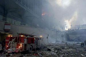 Nhìn lại những giây phút kinh hoàng vụ khủng bố 11/9 tại New York, Mỹ