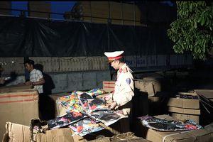 Bắt giữ 745 bộ đồ chơi bạo lực tại Thanh Hóa
