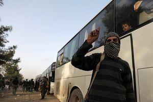 Hà Lan chấm dứt ủng hộ phe nổi dậy ở Syria