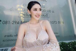 Người đẹp Thái Lan uống thuốc diệt cỏ, nhảy lầu tự sát