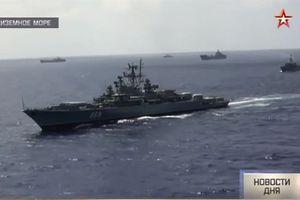 Màn tấn công của Hải quân Nga không dành cho phiến quân