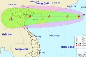 Bão số 5 - BARIJAT giật cấp 10 chính thức hoành hành trên Biển Đông