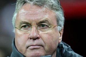 '4,7 triệu USD + Hiddink = Olympic Tokyo' cho bóng đá Trung Quốc?