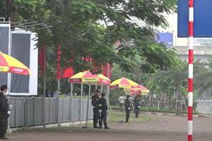 Hàng trăm cảnh sát Hà Nội bảo vệ diễn đàn kinh tế ASEAN
