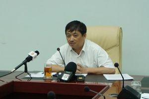 Ông Đặng Việt Dũng: 'Dân các tỉnh rất tin tưởng bệnh viện ở Đà Nẵng'