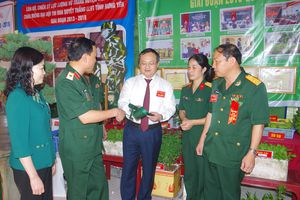 Đại hội Thi đua Quyết thắng LLVT tỉnh Hưng Yên giai đoạn 2013-2018
