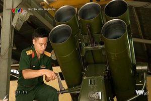 Việt Nam bất ngờ hồi sinh rocket chống ngầm 'khủng'