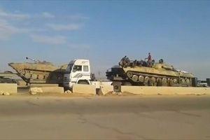 Căng thẳng leo thang khi Thổ Nhĩ Kỳ và Syria tăng cường lực lượng ở Aleppo