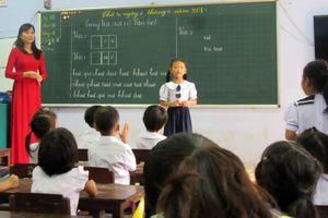 Bài học từ những tranh luận về 'Tiếng Việt 1 - Công nghệ giáo dục'