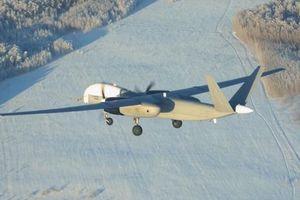 'Bắt gặp' máy bay hạng nặng của Nga có thể chở tới 2 tấn hàng