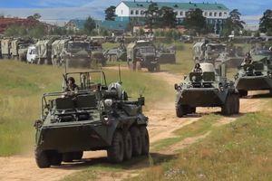 Nga: 1.000 máy bay tham gia cuộc tập trận lớn chưa từng có