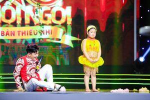 Con gái nuôi Hứa Minh Đạt 'náo loạn' sân khấu 'Sao nối ngôi nhí 2018'