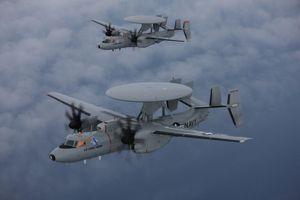 Mỹ đồng ý bán 9 máy bay cảnh báo sớm cho Nhật