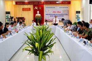 'Người làm báo Đà Nẵng học tập và làm theo tư tưởng, đạo đức, phong cách Hồ Chí Minh'