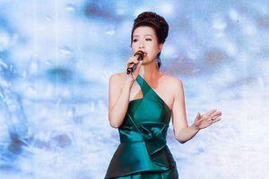 Á hậu Trịnh Kim Chi nói gì khi bị nghi bỏ nghề diễn để lấn sân ca hát?