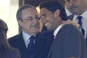 Chủ tịch Perez chọn xong người kế vị tại Real Madrid
