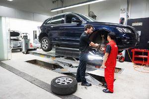 Audi Việt Nam sẽ mời các chuyên gia quốc tế để chăm sóc xe cho khách Việt