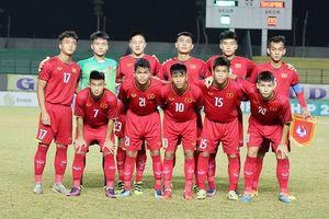 Lịch thi đấu của U19 Việt Nam tại giải tứ hùng Qatar 2018