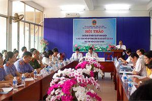TAND thành phố Tây Ninh tổ chức hội thảo chuyên đề