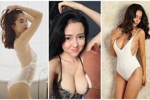 Hình thể nóng bỏng của những người đẹp tuyên bố bị gạ tình, rủ rê đi khách giá hàng ngàn đô