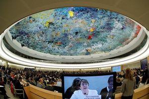 Khai mạc Khóa họp thường kỳ Hội đồng Nhân quyền Liên hợp quốc
