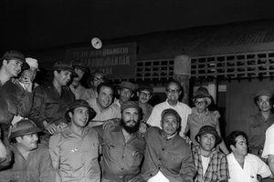 Ký ức 'người trong cuộc' về chuyến thăm vùng giải phóng của Fidel